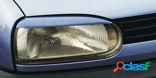 Pestañas faros delanteros para VW Golf III 11/91