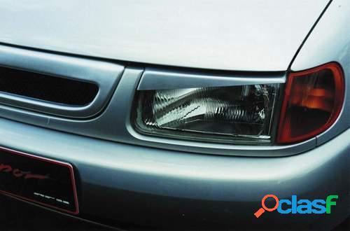 Pestañas faros delanteros para VW Polo 6n 9/94-9/99