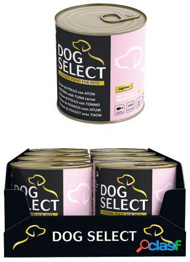 Pet select Dog Select Tartar De Atun Y Pollo 290Gr 290 GR