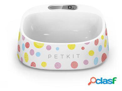 PetKit Comedero de Porcelana para Gatos Pompones 500 GR