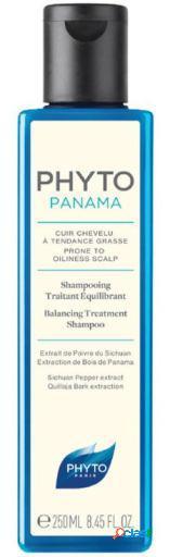 Phyto Phytopanama Champú Suave Equilibrante 250 ml 250 ml