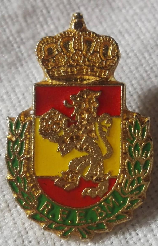 Pin de la Federacion española de Balonmano años 90