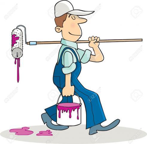 Pinturas tino rapided y limpieza se limpian persianas y
