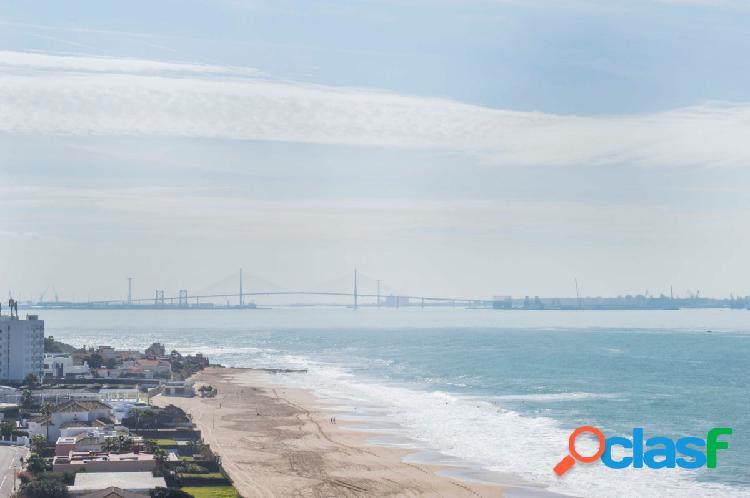 Piso 1ª linea playa Vistahermosa El puerto de Santa María