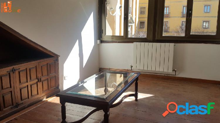 Piso de 3 dormitorios en San Ildefonso (Segovia)
