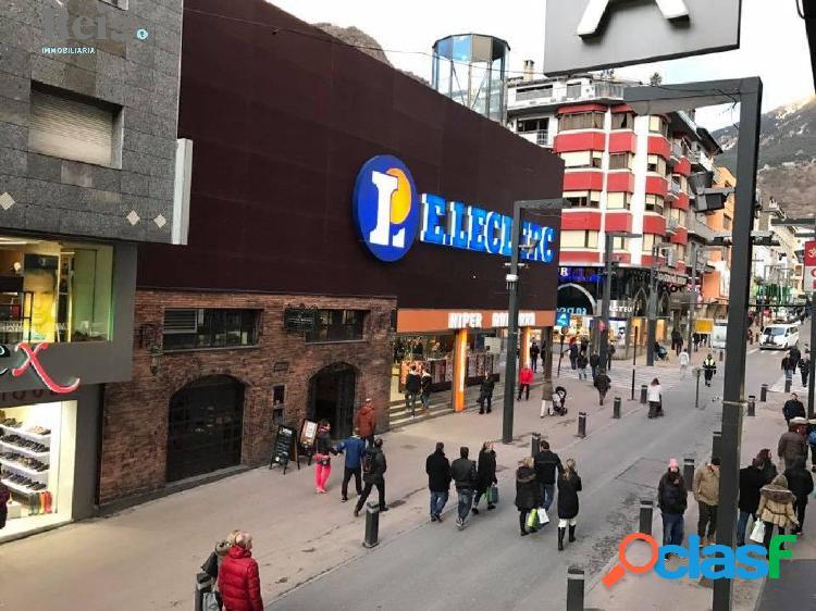 Piso de alquiler en pleno centro de Andorra la Vella