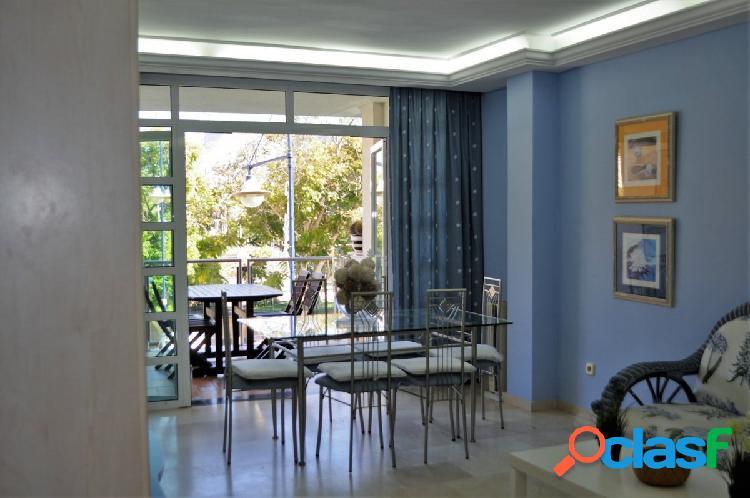 Piso en venta de dos dormitorios con plaza de garaje Mogan