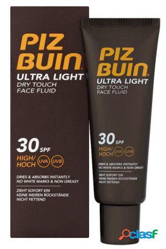 Piz Buin Fluido Facial Ultra light Dry Touch 50 ml SPF 15