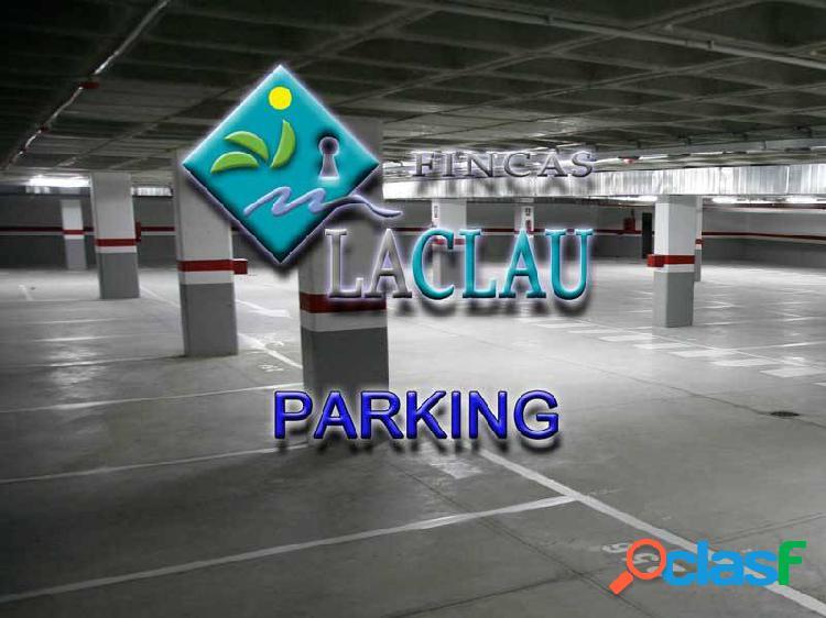 Plaza de Parking en venta centro de Sitges