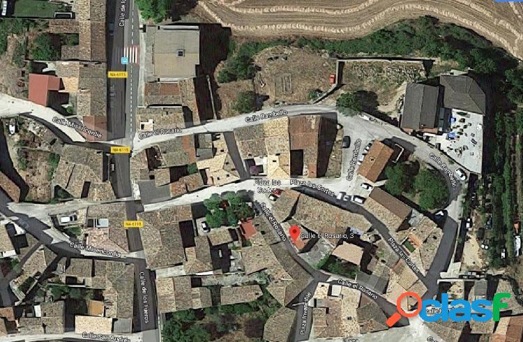 Plaza de garaje en venta en Berrioplano (Navarra)