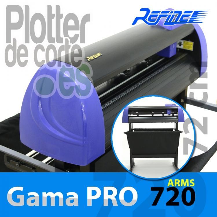 Plotter de corte Refine Pro720 con corte automatic