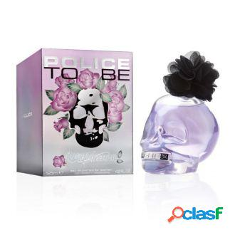 Police To Be Rose Blossom Eau De Parfum 125 ml