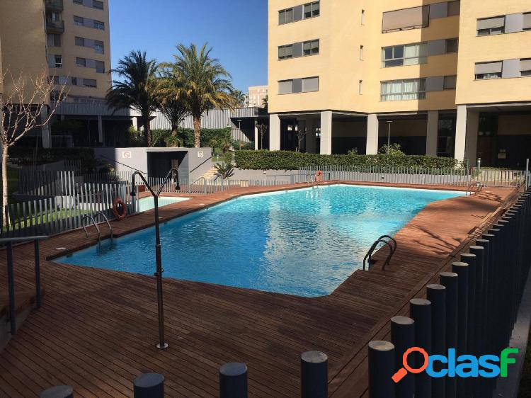 Preciosa vivienda en Campanar con piscina comunitaria y