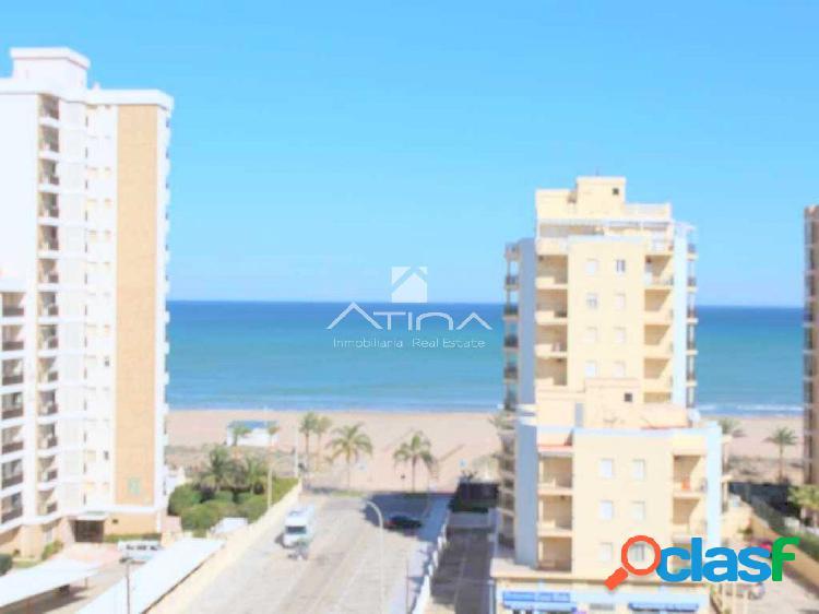 Precioso apartamento en 3ª linea de la playa de Gandia con