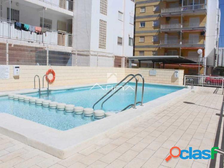 Precioso apartamento en planta baja situado en 2ª línea de