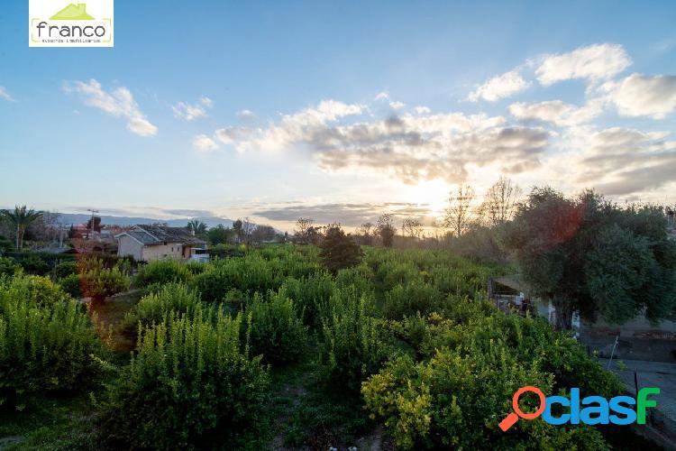 Precioso chalet con parcela en Guadalupe - Murcia