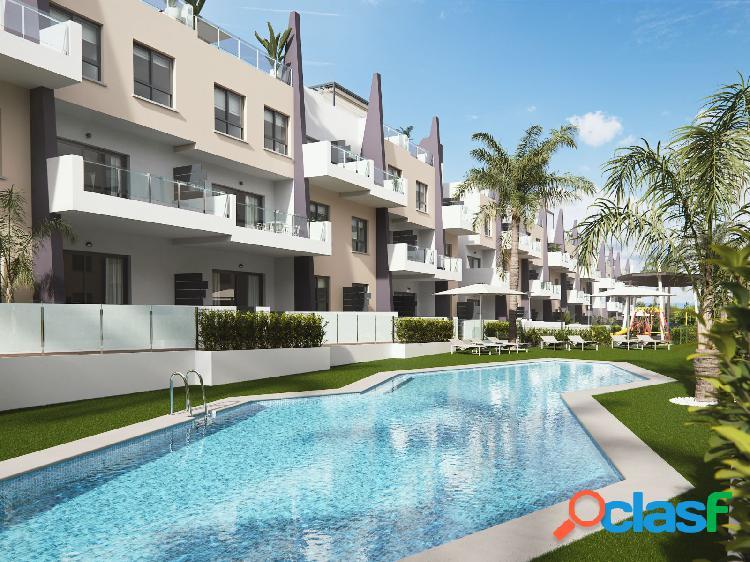 Precioso obra nueva, apartamento en Mil Palmeras, Orihuela
