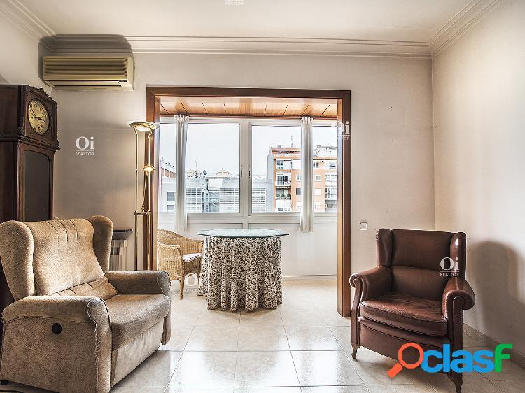 Precioso piso en venta en el La Nova Esquerra de L`Eixample,