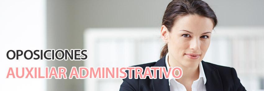 Preparación Oposiciones Auxiliar Administrativo - Madrid