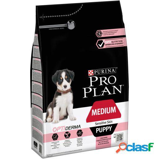 Pro Plan Pienso Cachorro de Raza Mediana con Piel Sensible 3