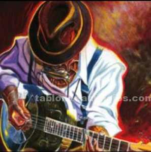Profesor de guitarra eléctrica y española