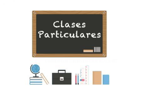 Profesor español titulado imparte clases particulares de