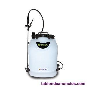 Pulverizador de mochila eléctrico 16 l