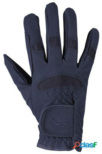 QHP Guante multi azul oscuro L