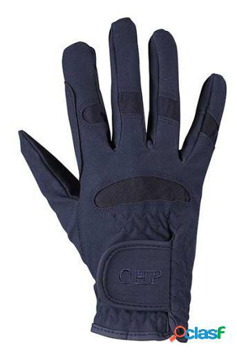 QHP Guante multi azul oscuro junior T-2
