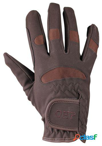 QHP Guante multi marrón XL