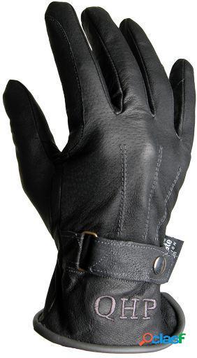 QHP Guantes nova zembla negro/gris XL