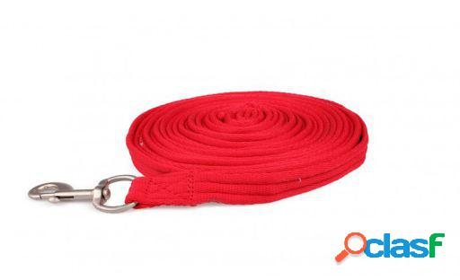 QHP Rienda Larga con bolsa rojo
