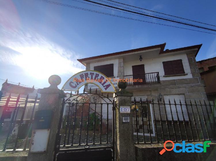 REF 2793 VIVIENDA + TAPERÍA CON TERRAZA ACRISTALADA (VIGO)