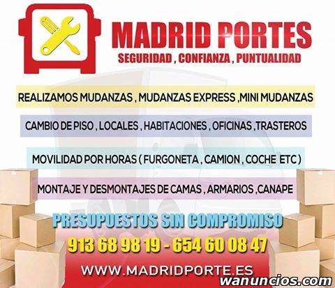 ( RIVAS VACIAMADRID) 91X PORTES ECONOMICOS -