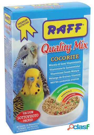 Raff Quality Periquitos 400 GR