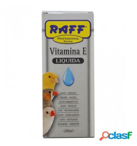 Raff Vitamina E Liq. 25 ml