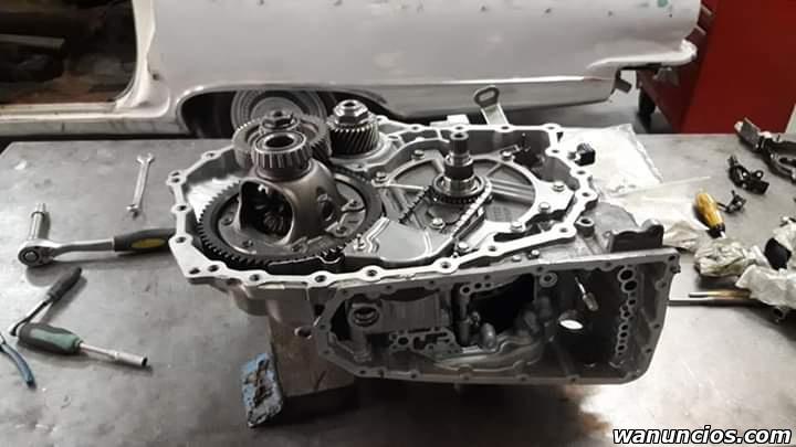 Reparacion de cajas de cambios automaticas - Valladolid