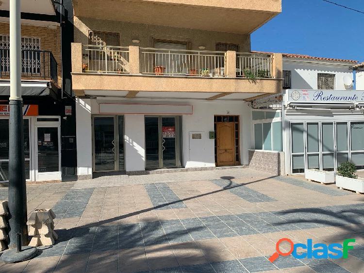 Restaurante en la mejor zona de la playa de Oliva
