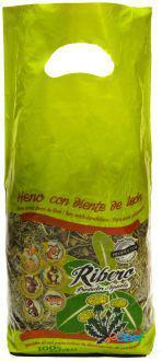 Ribero Heno de Festuca con Diente de León 500 GR