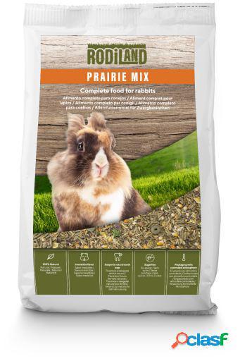 Rodiland Comida Natural para Conejos Rabbit Prairie Mix 1 Kg