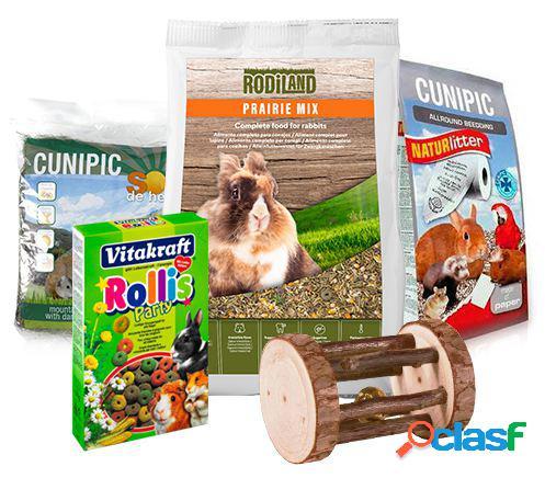 Rodiland Pack Mensual para Conejos
