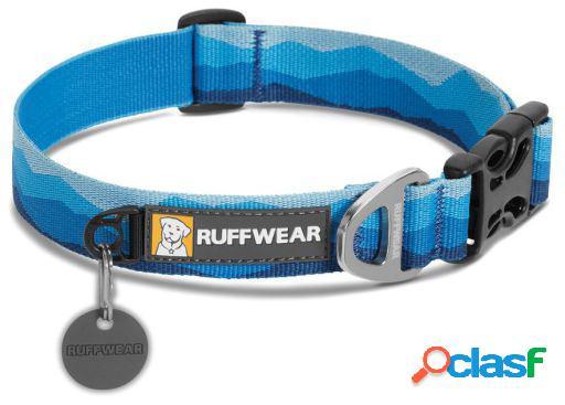 Ruffwear Collar Perro Hoopie Blue Mountains 14-20 cm