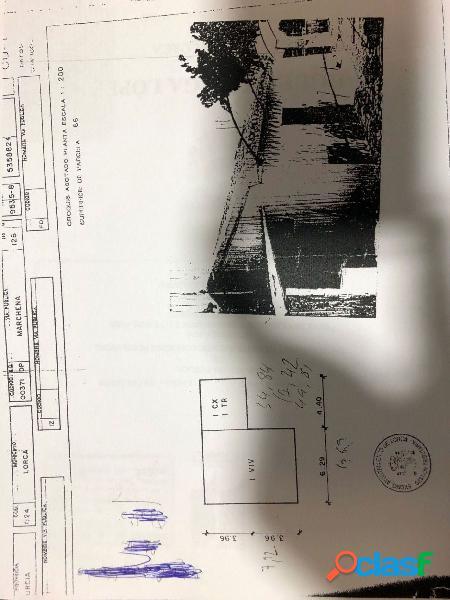 SE VENDE CASA EN ESTADO RUINOSO CON PARCELA DE 2400 METROS