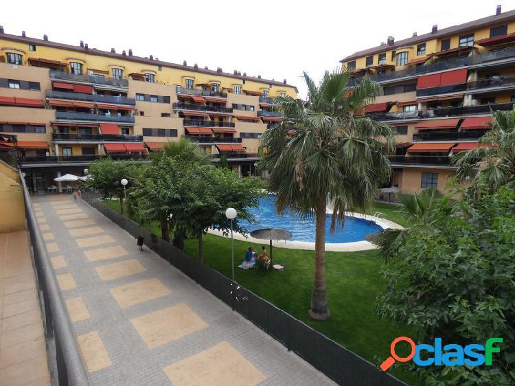 SIN COMISIÓN!! Estudio seminuevo con piscina y gran terraza