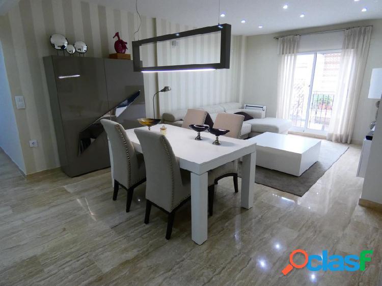 SIN NINGUNA COMISIÓN!! Bonito piso seminuevo muy completo