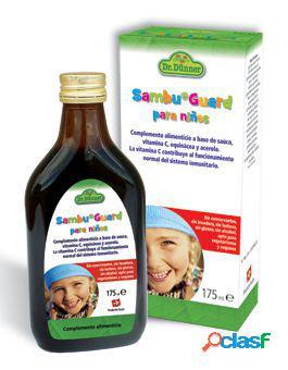 Salus Sambuguard para niños frasco de 175 mililitros 175 ml