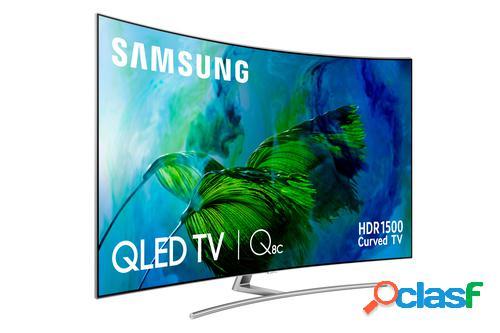 Samsung QLed 4K Curve QE55Q8CAMTXXC