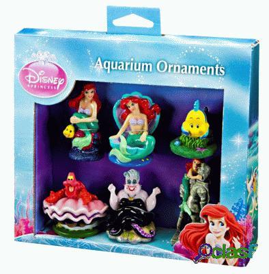 Sandimas Pack Mini La Sirenita(5 Figuras)