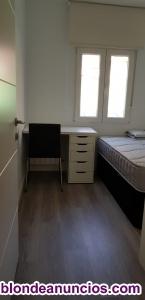 Se alquilan 3 habitaciones para chicas estudiantes en piso