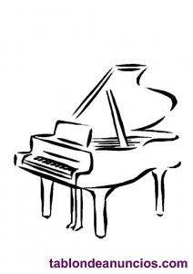 Se imparten clases de guitarra y piano
